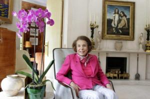 გარდაიცვალა მსოფლიოში ყველაზე მდიდარი ქალი ლილიან ბეტანკური