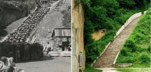 ყველაზე სასტიკი საკონცენტრაციო ბანაკი და მისი კიბეების სისხლიანი ისტორია