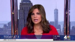 აშშ-ში ტელეწამყვანს პირდაპირ ეთერში მშობიარობა დაეწყო(ვიდეო)