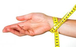 იდეალური სხეულის საიდუმლო-მაჯის გარშემოწერილობა და კვების 1 პრინციპი