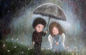 შემოდგომაა, წვიმებისა და ფოთოლცვენის სეზონი, დროა მორჩეთ ამინდზე წუწუნს და ამ საოცარი ბუნებით დატკბეთ