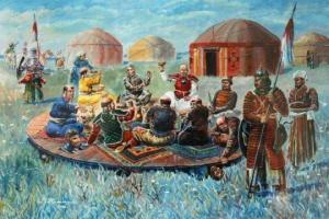 კალკის ბრძოლის აპოთეოზი. 31 მაისი 1223 წელი
