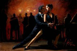 """""""ფერწერაში ასახული ტანგო"""" - ცეკვა, რომელსაც საზღვრები არ აქვს"""