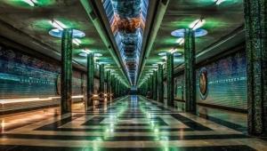 ტაშკენტის მეტრო-მიწისქვეშეთის საიდუმლო