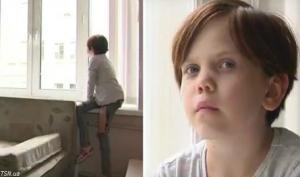 გოგონა, რომელიც საავადმყოფოში ცხოვრობს - იგი მშობლებმა მაშინ მიატოვეს, როდესაც მისი დიაგნოზის შესახებ შეიტყვეს