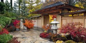 როგორ მოვაწყოთ თვალისმომჭრელად ლამაზი ბაღები იაპონურ სტილში - 45 საოცარი იდეა