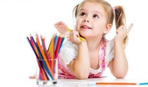როგორ ვასწავლოთ ბავშვს ხატვა