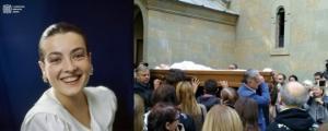 ქართული კინო ეპოქალურ ვარსკვლავს დაემშვიდობა - ლიკა ქავჟარაძე ვაკის სასაფლაოზე დაკრძალეს