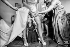 """მსოფლიოს მასშტაბით  """"Fearless"""" ფოტოგრაფები საუკეთესოები არიან - მსოფლიოში ყველაზე სასაცილო და სატირალი  საქორწინო ფოტოები ( + ფოტოები )"""