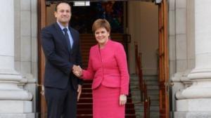ნიკოლა სტერჯონი : შოტლანდია და ირლანდია ბრექსიტის პროცესში მოკავშირეები არიან