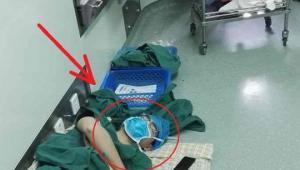 რა დაემართა ქირურგს, რომლის ფოტომაც მთელი ინტერნეტი მოიცვა - დააკვირდით!