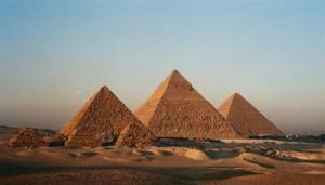 გიზას დიდი პირამიდის საიდუმლოებანი