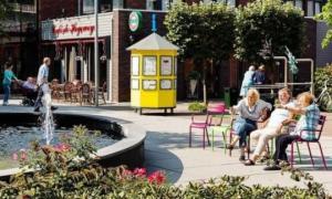 ერთი შეხედვით ჩვეულებრივი ჰოლანდიური სოფელი,სადაც ყოველ მაცხოვრებელს უთვალთვალებენ