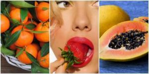 სასწორი - მანდარინი,   მერწყული - მარწყვი, მშვილდოსანი - პაპაია  ანუ  თქვენი ზოდიაქო გემრიელი ხილის მიხედვით