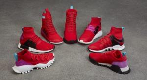 ცეცხლისფერი წითელი - ადიდასის ახალი საოცრება