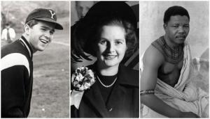 ახალგაზრდა მსოფლიო ლიდერების ფოტოები