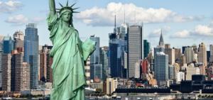 ამერიკის შეერთებული შტატების ქალაქები  100 წლის წინ და დღეს