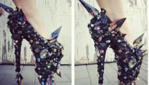 დიზაინერების მიერ შექმნილი სულელური ფეხსაცმელები, რომელიც ჯერ არ გინახავთ