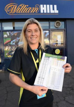 ბრიტანელმა ქალმა 1 ფუნტი დადო გუნდებზე,რომლის სახელებიც მოეწონა და ნახევარი მილიონი მოიგო