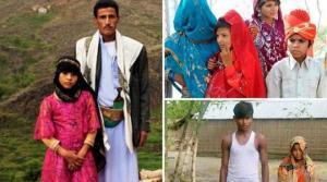 თინეიჯერი პატარძლები აზიის ქვეყნებიდან