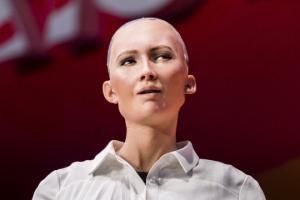 რობოტი სოფია,რომელიც პირველი რობოტი მოქალაქე იქნება მსოფლიოში