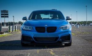 2017 წლის BMW M240 COUPE