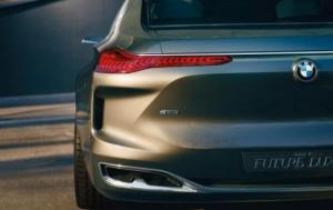 BMW 9 სერია, მომავლის მანქანა