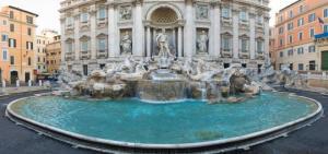 რომის ხელისუფლება შადრევნებში ჩაყრილ მონეტებს ბიუჯეტს მოახმარს
