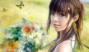 ვნების ყვავილი (როდესაც მეუღლე უყვარს და სხვაც შეუყვარდება...) - ძალიან საინტერესო იგავი