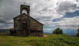 გერის წმინდა გიორგის ეკლესია –საქართველოს ოკუპირებული ტერიტორია.ეს ჩვენი სიწმინდეა