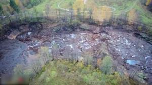 რუსეთში ვლადიმირის ოლქში ტბა თევზებთან ერთად გაქრა, რაც მეცნიერებს არ უკვირთ