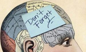 როგორაა შესაძლებელი  -  დაიმახსოვრო მეტი, დაივიწყო ნაკლები ...
