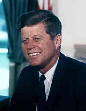 ვინ მოკლა პრეზიდენტი ჯონ კენედი