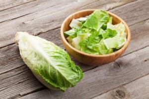 სალათის ფურცელი - ვიტამინებისა და მინერალების ნამდვილი წყარო!