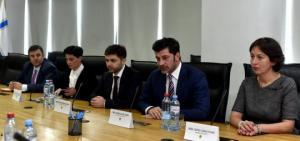 კახა კალაძე აბრეშუმის გზის საერთაშორისო სავაჭრო პალატის  თავმჯდომარეს შეხვდა