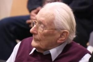 96 წლის ბუღალტერს 300 ათასი ადამიანის მკვლელობისთვის 4 წელი მიუსაჯეს