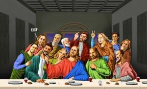 ნახატები, რომელთა გამოც ავტორი სამშობლოდან გააძევეს - საოცრად დამაფიქრებელი ილუსტრაციები!