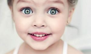 7 ყველაზე ლამაზი ბავშვი მსოფლიოში