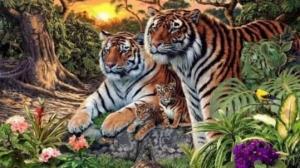 ტესტი – რამდენ ცხოველს ხედავთ სურათზე?!