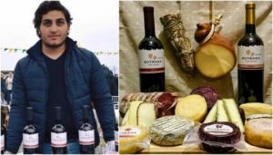 19 წლის საამაყო ახალგაზრდა ქიზიყიდან, რომელმაც ღვინოში ყველი დააძველა და საკუთარი ბრენდი შექმნა
