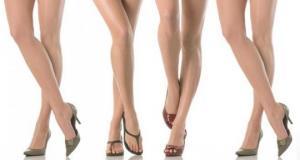 თუ ამ პარამეტრებს აკმაყოფილებთ- გილოცავთ! იდეალური ფეხები გაქვთ!