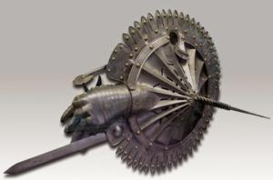 შუა საუკუნეების 6 ყველაზე უჩვეულო იარაღი