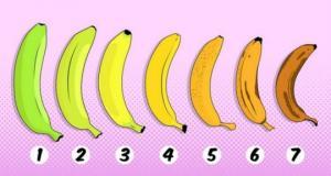 იცით რა  გავლენას ახდენს ორგანიზმზე ბანანის სხვადასხვა ტიპი?
