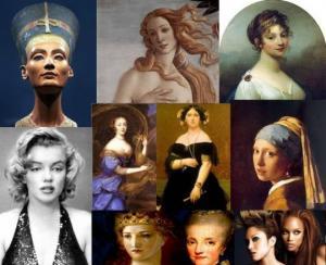 როგორი იყო ქალის სილამაზის ეტალონი სხვადასხვა ეპოქაში