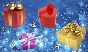 ტესტი: ამოირჩიეთ საჩუქარი  და გაიგეთ, თუ რას უნდა ელოდეთ იღბლისგან, ახლო მომავალში
