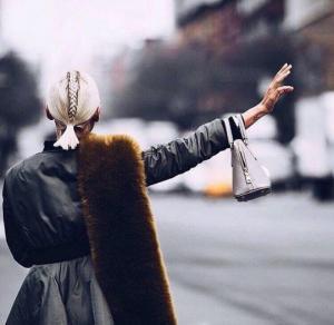 ზამთრის კლასიკური ქუჩის სტილი