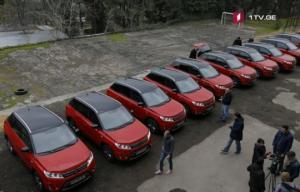 პირველმა არხმა 20 მაღალი გამავლობის ავტომანქანა იყიდა, თითო 36 441 ლარად
