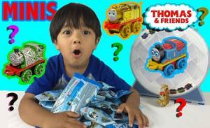 6 წლის ბიჭუნამ  YOTUBE-ზე ერთ წელიწადში 11 მილიონი დოლარი გამოიმუშავა