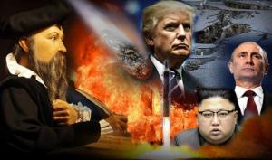 ნოსტრადამუსის წინასწარმეტყველება 2018 წლისთვის:მესამე მსოფლიო ომი,უბედურება,ადამიანების ასაკი 200 წელს მიაღწევს