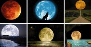 ტესტი მთვარეზე ფსიქოლოგებისგან– აირჩიეთ ერთი და გაიგეთ რას აღნიშნავს